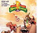 Mighty Morphin Power Rangers (Boom! Studios) Issue 17