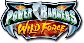 Fichier:Power Rangers Wild Force Logo.png