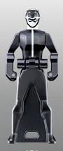 Black Puma Ranger Key