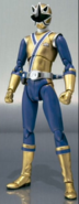 Gold Samurai Ranger SH Figuarts
