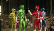 ToQger 14 - Red & Green Swap