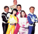 Mighty Morphin Power Rangers (2ª Temporada)