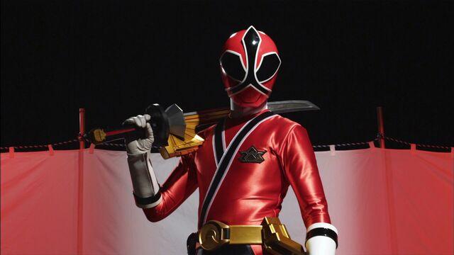 File:Red samurai ranger.jpg
