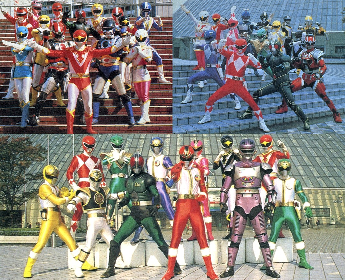 Super Sentai Denji Sentai Megaranger  Clip Shamus Kelley Discusses Stingray Nejire