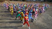 Black Cross Ranger summons