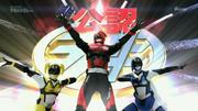 Official Sentai Akibaranger