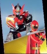 Mystic Phoenix Megazord Madness