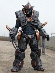 Vrak-cyborg