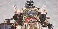 Comparison:Umibozu (Kakuranger) vs. Hydro Hog