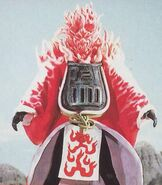 MMPR Flame Head noheaddress