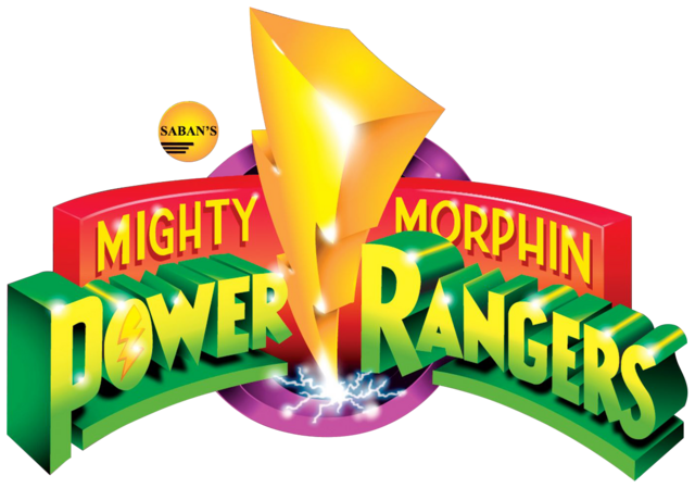 File:Mighty Morphin Power Rangers Season 1 to 3 logo.png