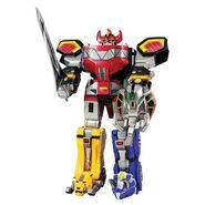 Legacy Megazord Battle Mode