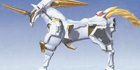Horned Sacred Horse Unigolon