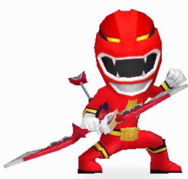 File:Red Wild Force Ranger in Power Rangers Dash.jpg