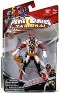 Super Samurai Ranger Red
