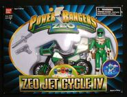 Zeo Jet Cycle IV