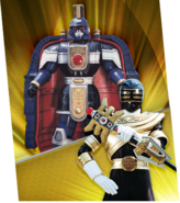 Auric the Conqueror Megazord Madness
