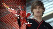 Jayden Red ranger