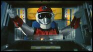 Flashman red cockpit