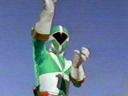 Green Deohn Ranger