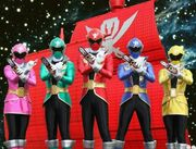 Power rangers time pirate