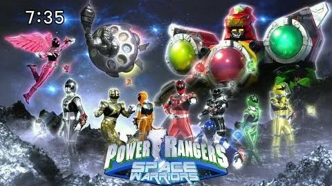 PR Space Warriors opening