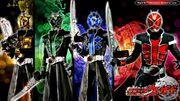 Kamen rider wizard by yorkemaster-d5eibq2