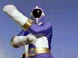 Blue Deohn Ranger