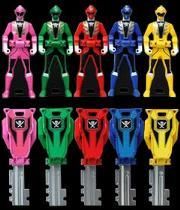 Super Megaforce Keys