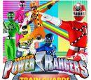 Power Rangers Train Guards