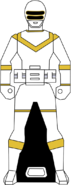 White Shape Ranger Key