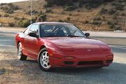 Red 240SX II