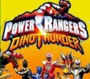 Power Rangers Dino Thunder (Fanon Version)