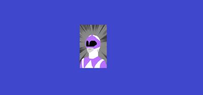 Lavender Ranger Cartoon