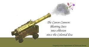 Canon cannon