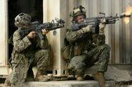 Marine-mout-training