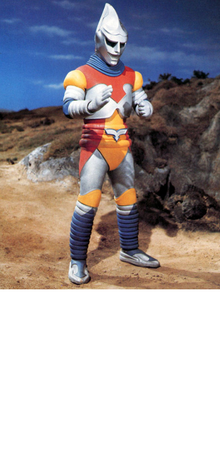 Jet Jaguar's design, which is based on the movie version from 1973.