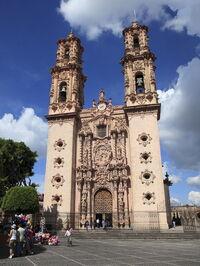 Church in Cerques