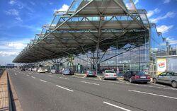Terminal 2 Exterior