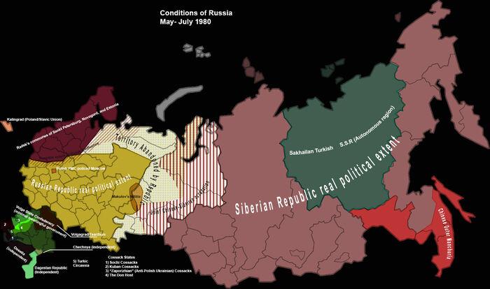 PoW Russia
