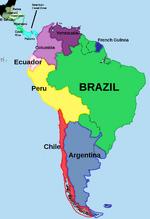 Precipice South America 1980-0