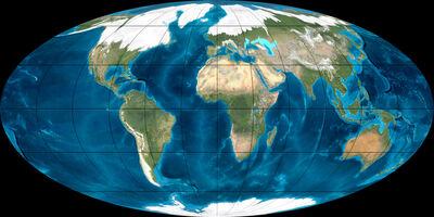 26.Pleistocene (50Ka)