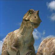 AlbertosaurusPortrait