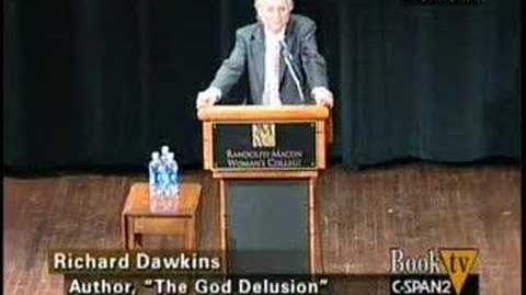 Professor Richard Dawkins annihilates intelligent design