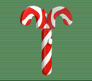 Candy Cane Grappling Hook