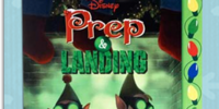 Prep & Landing Book with Sounds