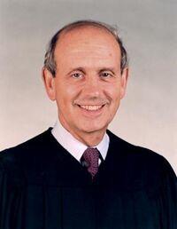Stephen g breyer-photograph