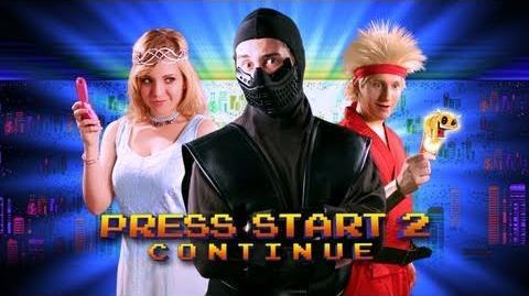 Press Start 2 Continue - Official Trailer HD