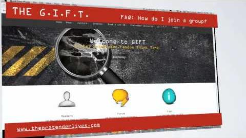 The Pretender G.I.F.T. Tutorial- How to Join a Group