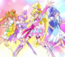 Pretty Cure, Love Link!